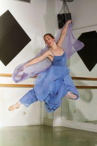 Virginia Ballet escuela baile charock