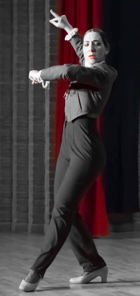 virginia de charock escuela de baile