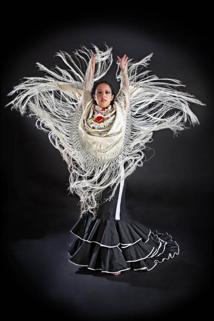 María José nueva profesora en charock de la disciplina de flamenco