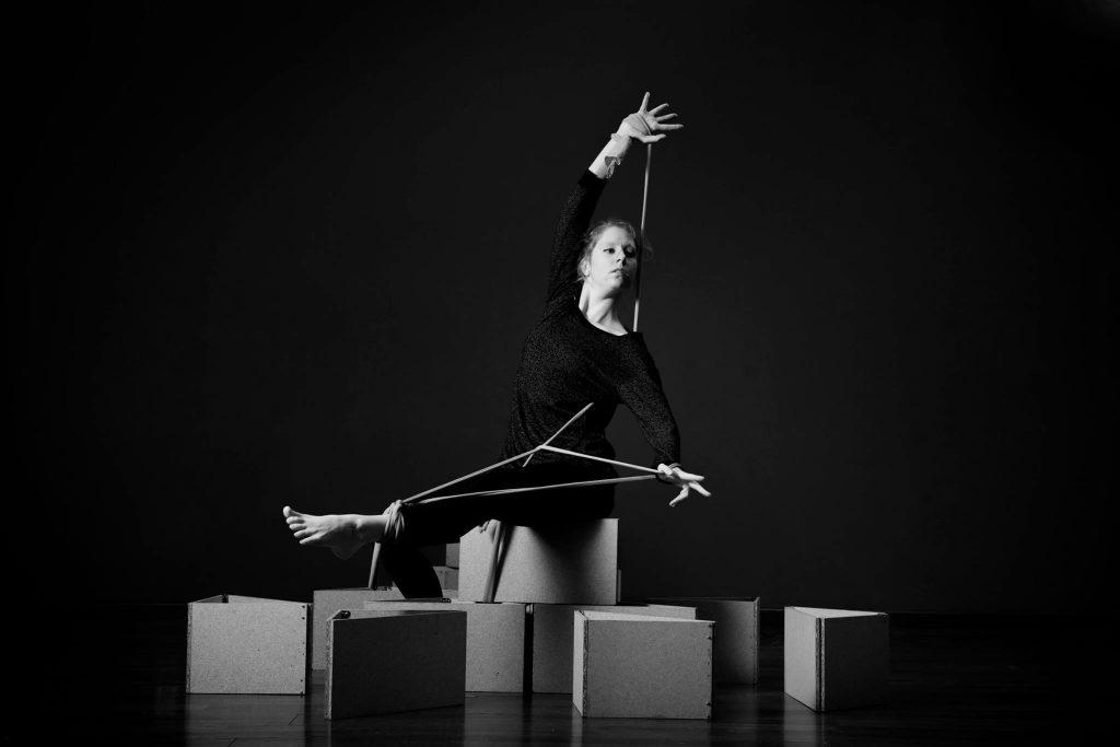 Martina profesor de danza y pilates en charock escuela de baile y danza