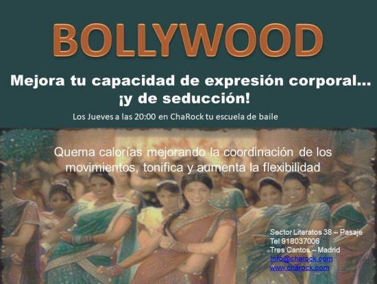 Bollywood en charock tu escuela de baile y danza
