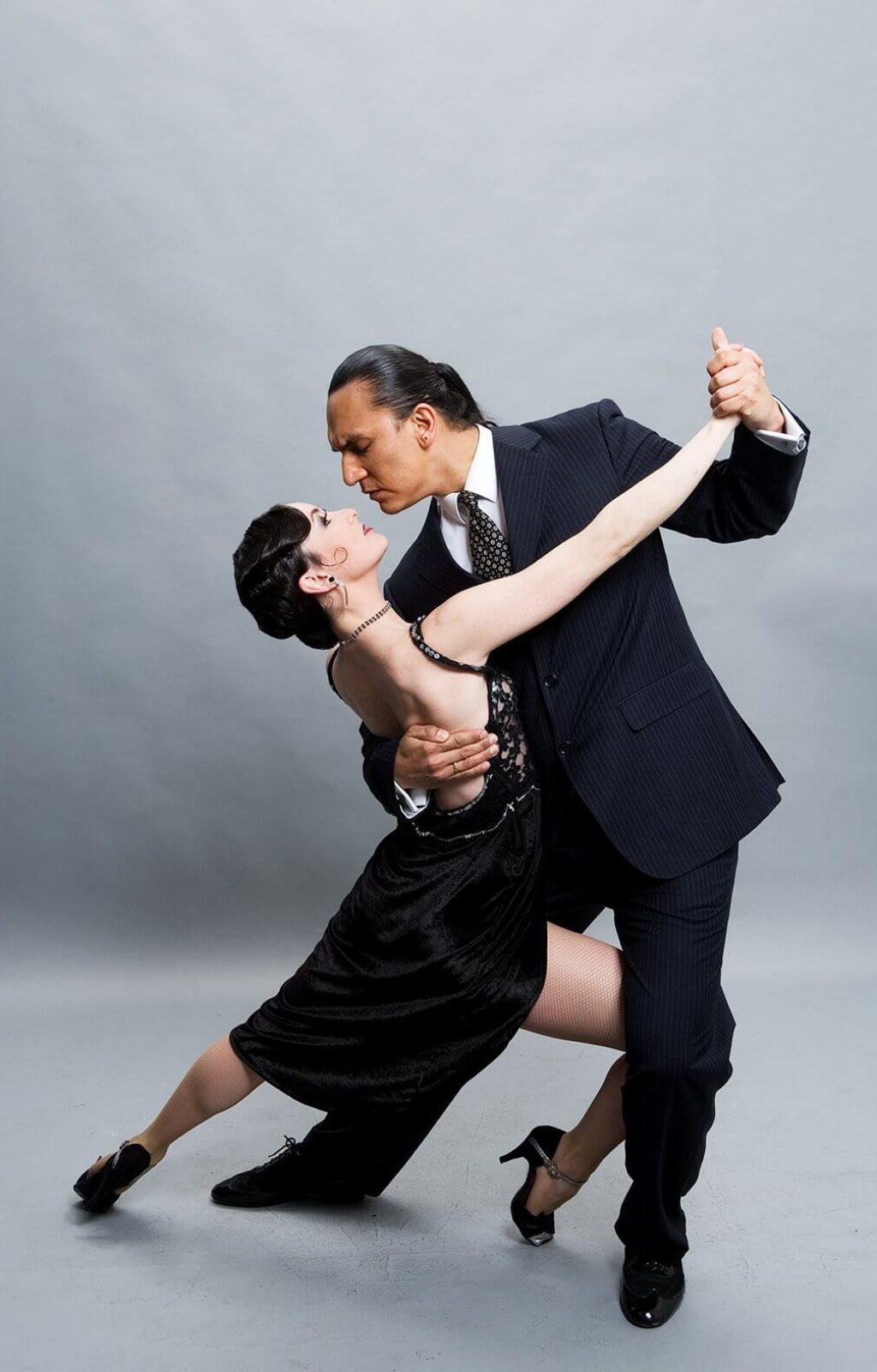 Gerardo Bailando tango charock