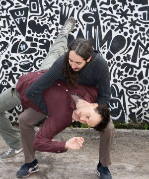 jorge calvo nuevo profesor en charock escuela de baile