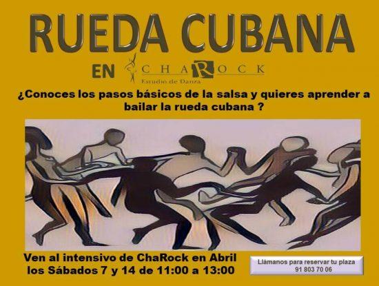 rueda cubana en charock tu escuela de danza y baile