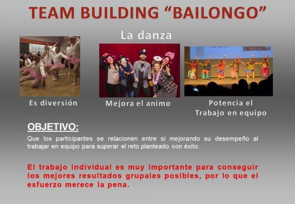 team building bailongo charock escuela de baile